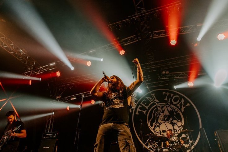 Ten Ton Slug live at Bloodstock 2019