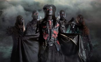 Cradle of Filth band photo