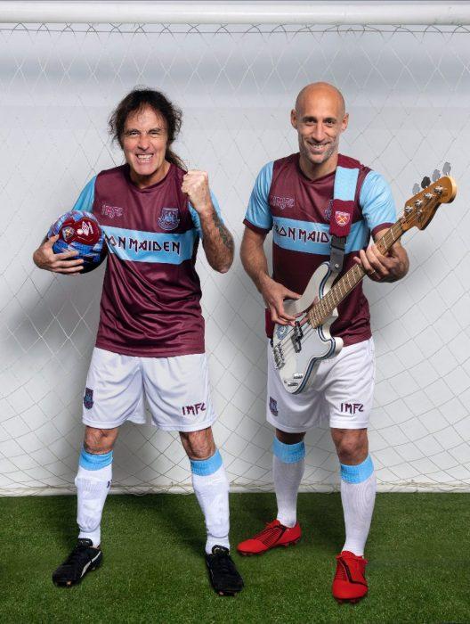 Iron Maiden West Ham