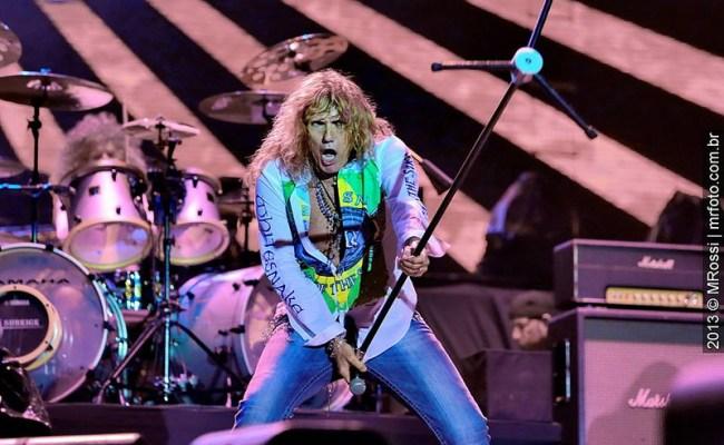 Aerosmith Whitesnake 15 10 2013 Curitiba Bioparque
