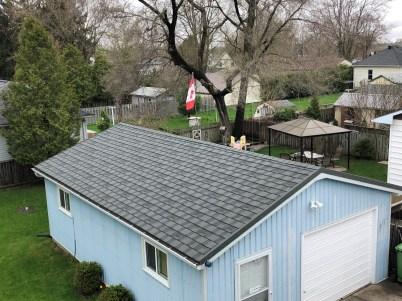 St thomas metal roofing Boral Steel Grey