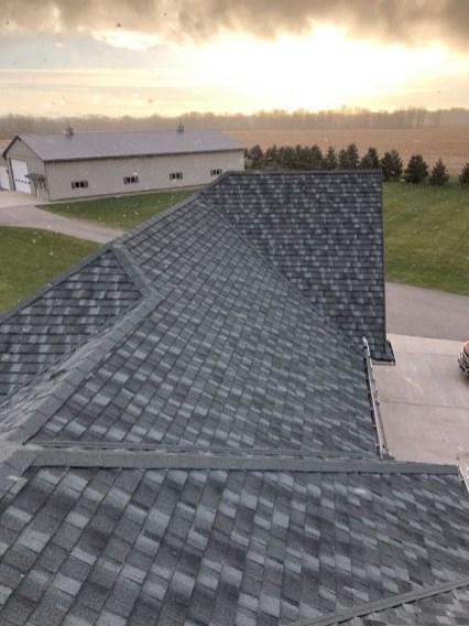 Metal roofing Shingle Boral Steel Cottage Ironwood