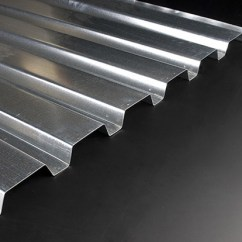 Corrugated Steel Chair Rail 16 Inch Outdoor Cushions Joseph Fazzio Wall Llc Nj Roof Decking