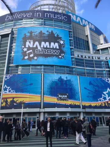 Winter NAMM Show 2017