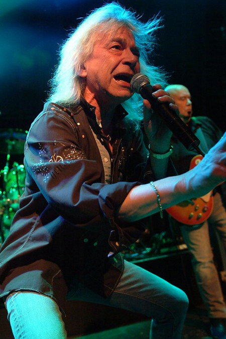 Video Interview With Bob Catley Of Magnum