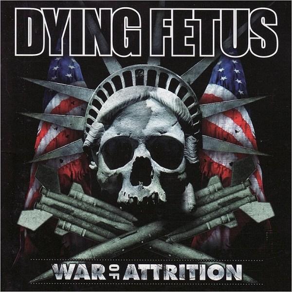 Dying Fetus - War Of Attrition, LP