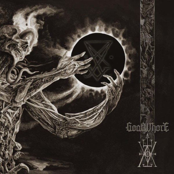 Goatwhore - Vengeful Ascension, Limited Sephia/White Splattered vinyl, 200 copies, numbered
