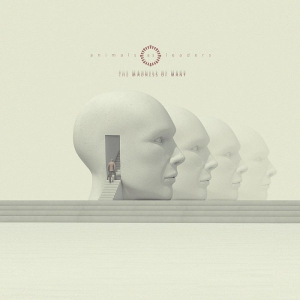 Animals As Leaders - The Madness Of Many, 2LP, gatefold