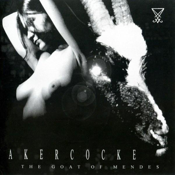Akercocke - The Goat Of Mendez, 2LP, gatefold