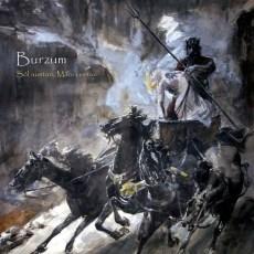 Burzum - Sol, Austan, Mani Vestan, 2LP, Gatefold