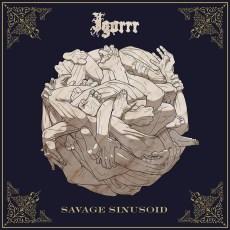 Igorrr - Savage Sinusoid, Ltd. Gray Green Marbled Vinyl, 500 Copies