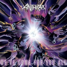 Anthrax - We've Come For You All, 2LP, Gatefold