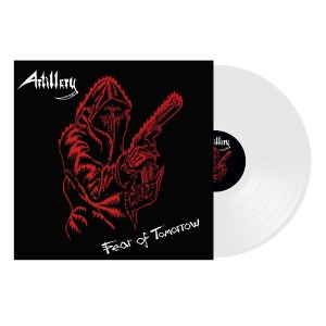 Artillery - Fear Of Tomorrow, Gatefold, White Vinyl