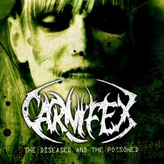 Carnifex - The Diseased And The Poisoned, Limited Clear Pink Vinyl