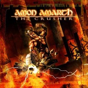 Amon Amarth - The Crusher, 180gr, LP