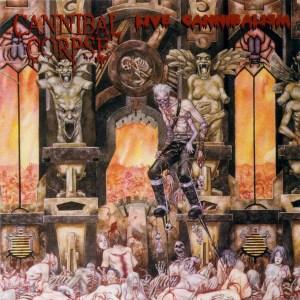 Cannibal Corpse - Live Cannibalism, 2LP, Gatefold, 180gr