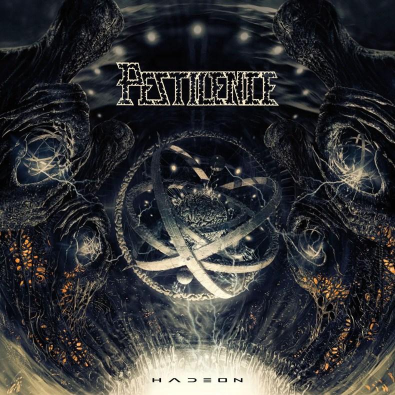 """Cover - REVIEW: PESTILENCE - """"Hadeon"""""""