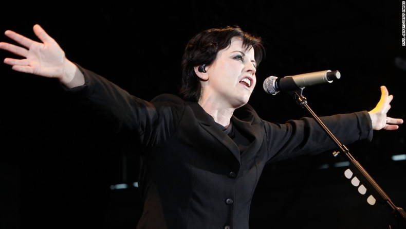 Dolores - CRANBERRIES Singer Dolores O'Riordan Dead at 46
