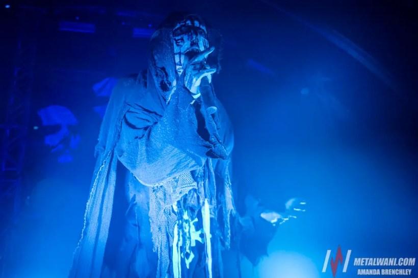 Mayhem 8 - GIG REVIEW: Mayhem, Bölzer, Départe & Ruins Live at The Triffid, Brisbane