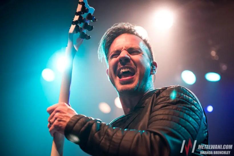 PapaRoach 18 - GIG REVIEW: Papa Roach & Chelsea Rockwells Live At The Tivoli, Brisbane