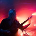 Ruins 6 - GALLERY: Mayhem, Bölzer, Départe & Ruins Live at The Triffid, Brisbane