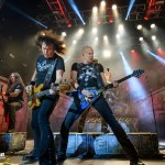ACCEPT 4 - GALLERY: Accept & Night Demon Live at Koko, London