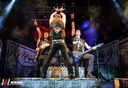 ACCEPT 7 - GALLERY: Accept & Night Demon Live at Koko, London