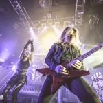 ARCH ENEMY 41 - GALLERY: Arch Enemy, Wintersun & Tribulation Live at Koko, London