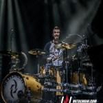 Halestorm - GALLERY: Stone Sour & Halestorm Live at Eastern Michigan University, Ypsilanti