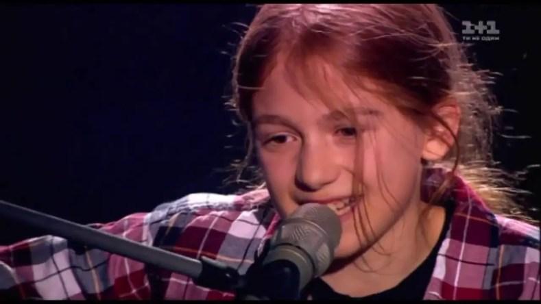 Kid Nirvana - Watch A Kid Perform NIRVANA's 'Smells Like Teen Spirit' On Ukraine's The Voice