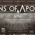SOA US - GIG REVIEW: An Evening With SONS OF APOLLO Live at Town Ballroom, Buffalo, NY