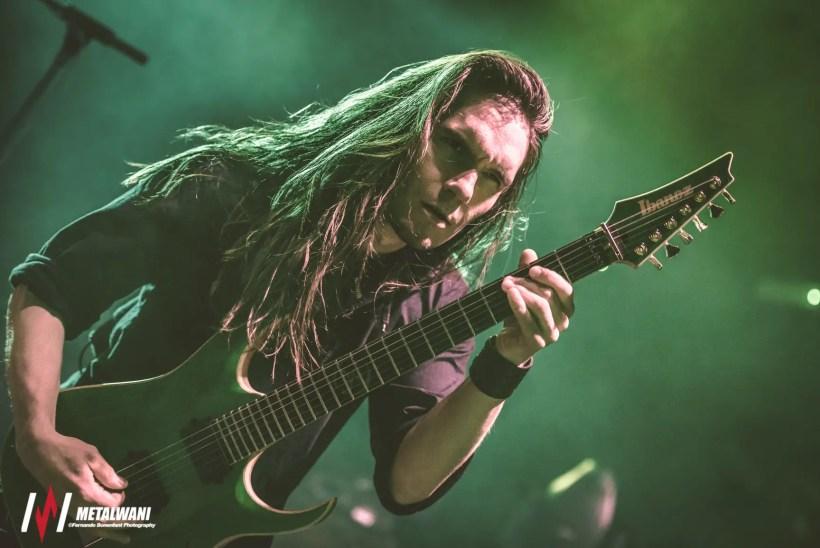 WINTERSUN 23 1024x684 - GIG REVIEW: Arch Enemy, Wintersun & Tribulation Live at Koko, London