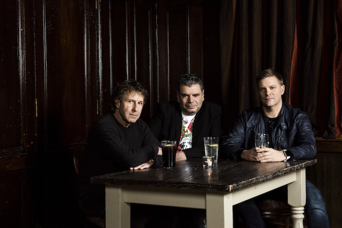 "kino band 2018 - REVIEW: KINO - ""Radio Voltaire"""