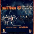 BB FFDP - TOUR: Breaking Benjamin & Five Finger Death Punch Announce Co-Headlining Tour Across North America