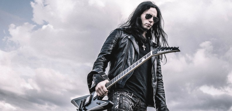 Gus G 2018 - INTERVIEW: GUS G on Solo Album 'Fearless', Connecting With His Fans & What He Learned From His Time With Ozzy Osbourne