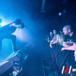 Ingested 06 - GALLERY: Obituary, Exmortus & Ingested Live at Manchester Academy, Manchester