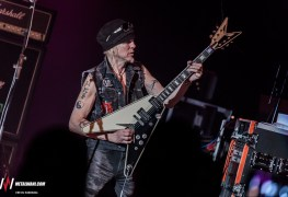 Michael Schenker Fest 26 - Michael Schenker Refuses to Take Part in UFO Farewell Tour, Accuses Them of 'Trying to Fool the Audience'