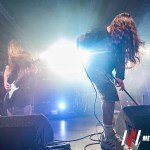 Obituary 05 - GALLERY: Obituary, Exmortus & Ingested Live at Manchester Academy, Manchester