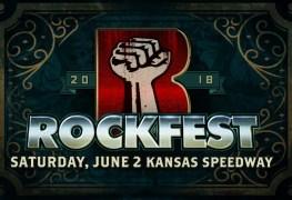 Rockfest banner - FESTIVAL REVIEW: ROCKFEST 2018 Live at the Kansas Speedway Stadium, Kansas City