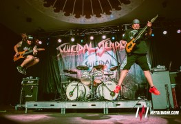 Suicidal Tendencies 08 - GALLERY: An Evening With SUICIDAL TENDENCIES Live at Eatons Hill, Brisbane