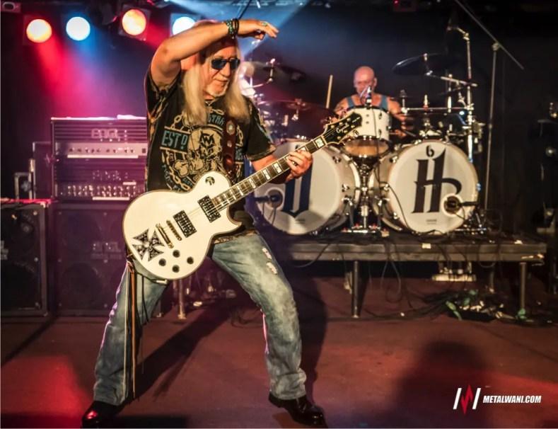 UH  metalwani - GALLERY: An Evening With URIAH HEEP Live at Token Lounge, Westland, MI