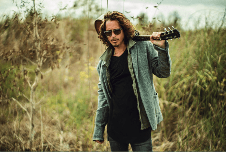 "chris cornell JC2 - SOUNDGARDEN Producer on Chris Cornell: ""His Voice Was So Powerful He Would Often Break Microphones"""