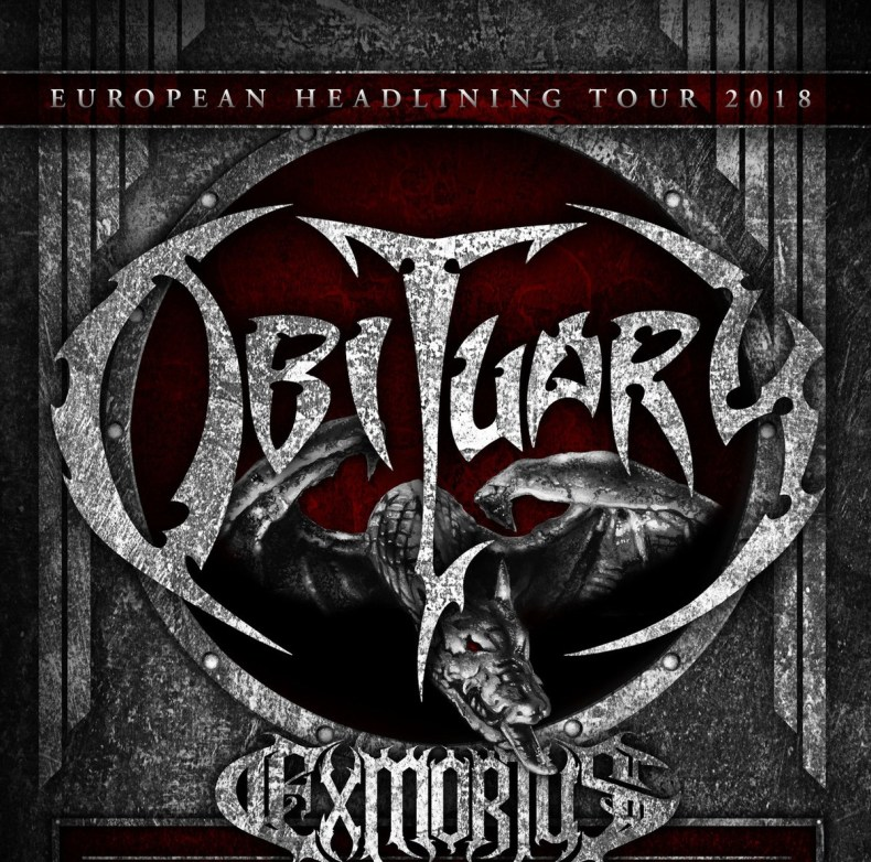 obituary tour - GIG REVIEW: Obituary, Exmortus & Titan Breed Live at The Classic Grand, Glasgow