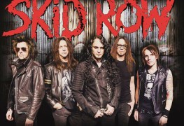 skid row - SKID ROW's Rachel Bolan Reveal More Details On Final Chapter Of 'United World Rebellion' Trilogy