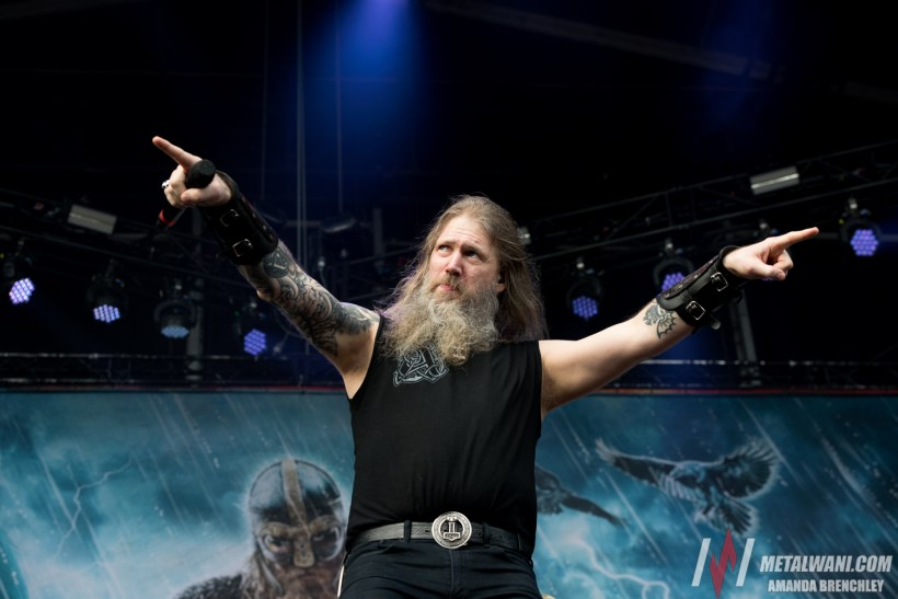 "AmonAmarth 4 - DVD REVIEW: AMON AMARTH - ""The Pursuit Of Vikings: 25 Year In The Eye Of The Storm"""