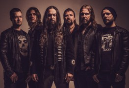 """Amorphis2018e - INTERVIEW: AMORPHIS' Tomi Koivusaari on 'Queen Of Time': """"It's Our Deepest & Widest Album Musically"""""""