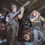 Cephalic Carnage 2 - GALLERY: Havok, Darkest Hour, Cephalic Carnage & Harlott Live in Underworld, London