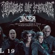 CradleOfFilth US - GIG REVIEW: Cradle Of Filth, Jinjer & Uncured Live at St. Andrews Hall, Detroit
