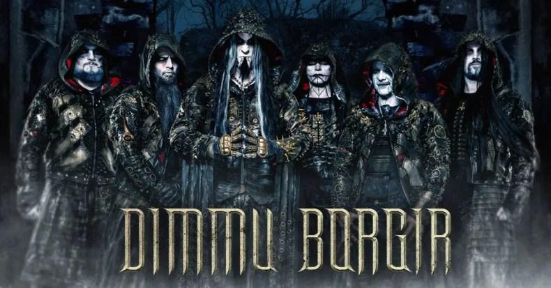 Dimmu Borgir 2018 - PREMIERE: DIMMU BORGIR Discuss Touring Plans After The Release Of 'Eonian'