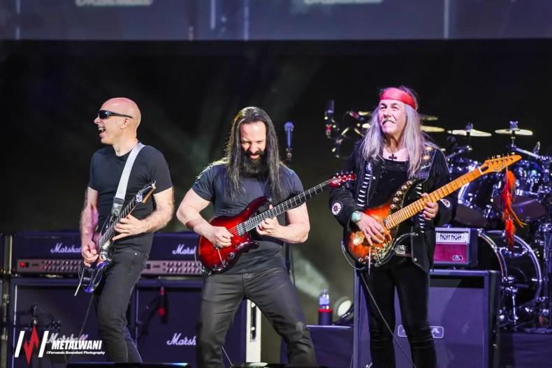 G3 37 - GALLERY: An Evening With G3 - Joe Satriani, John Petrucci & Uli John Roth Live at Hammersmith Eventim Apollo, London